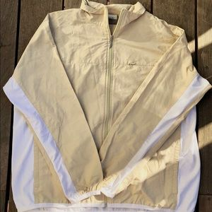 Zip-Up Nike Track Jacket